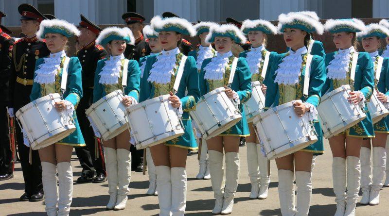 К юбилею Астрахани приурочат марш-парад тринадцати духовых оркестров