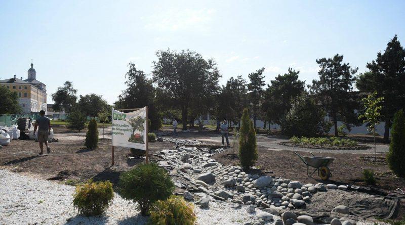 Осенью Астраханский кремль прирастет «Петровским парком» и экскурсионно-выставочным комплексом