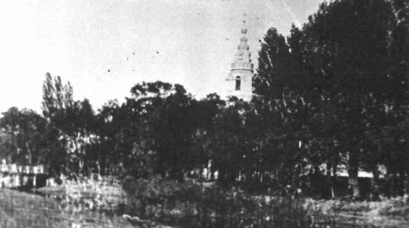 Городское гульбище астраханцев и малоизвестный монастырь в Покровской роще