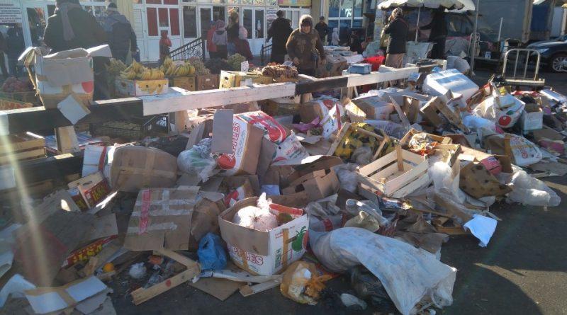 Астраханский депутат опубликовал фото скопившихся куч мусора на Больших Исадах