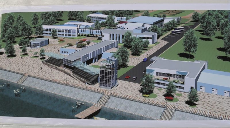 Правительство добавило Астрахани 300 млн. руб. на Центр водных видов спорта