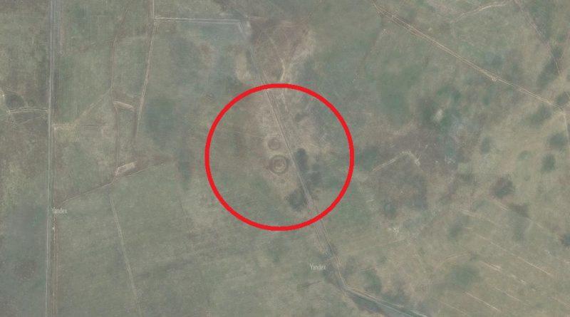 В Астраханской области обнаружен «царский курган»