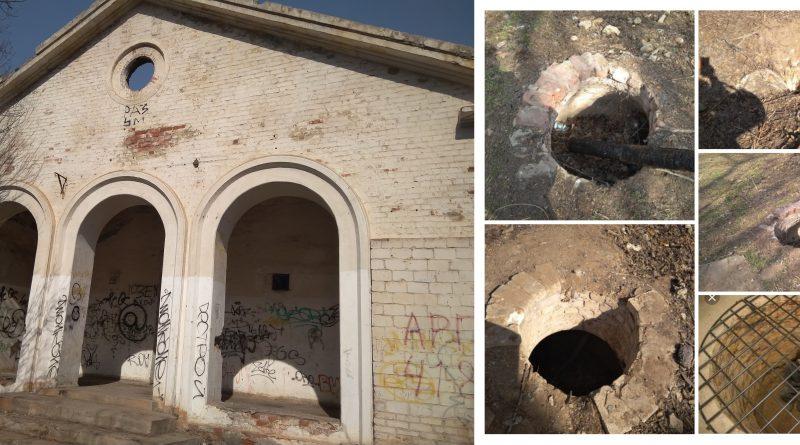 Горожане сообщают об обнаружении в Астрахани старинных казачьих зинданов