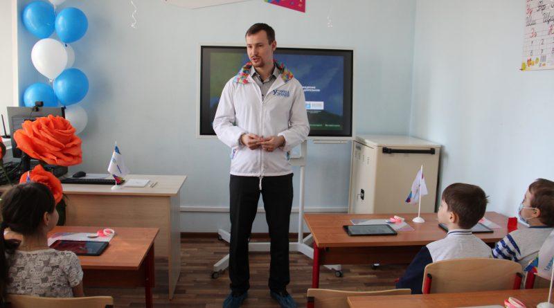 В Астрахани открылась первая школа при больнице