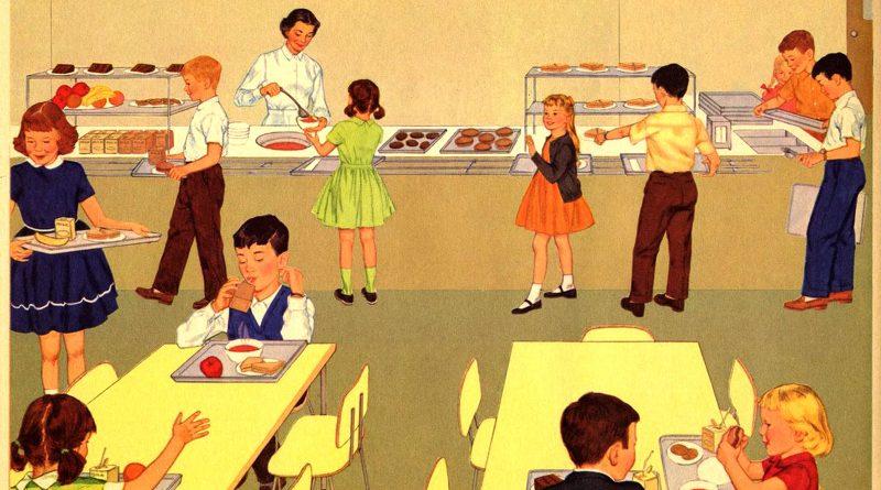 Астраханские власти не справились с поручением Путина о питании в школах