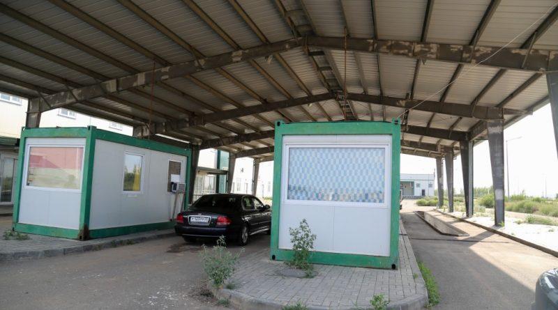 В Астраханской области намерены поменять место погранпропуска с Казахстаном