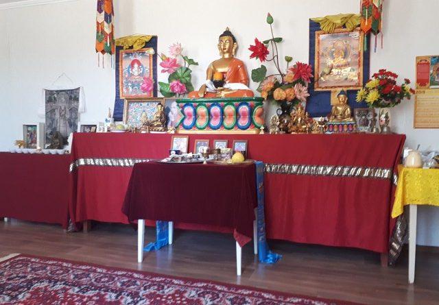 Астраханские буддисты собирают деньги на религиозную атрибутику