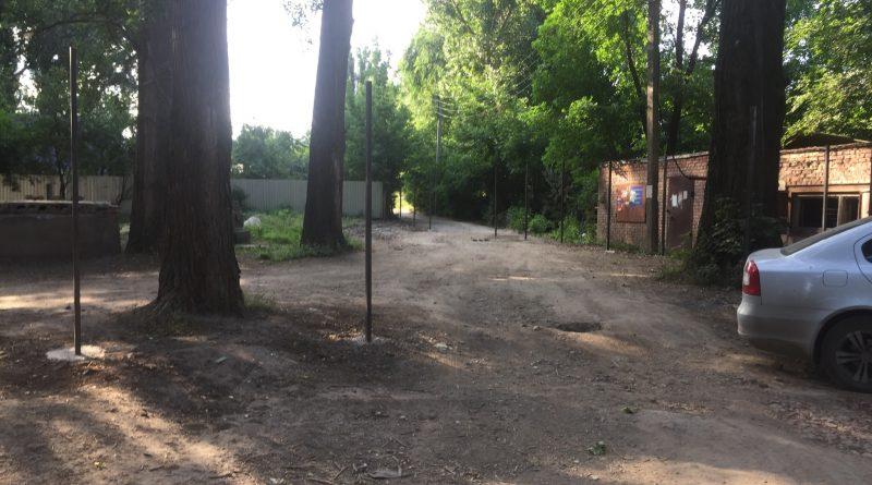 В Астрахани могут закрыть проезд в Тополиную рощу