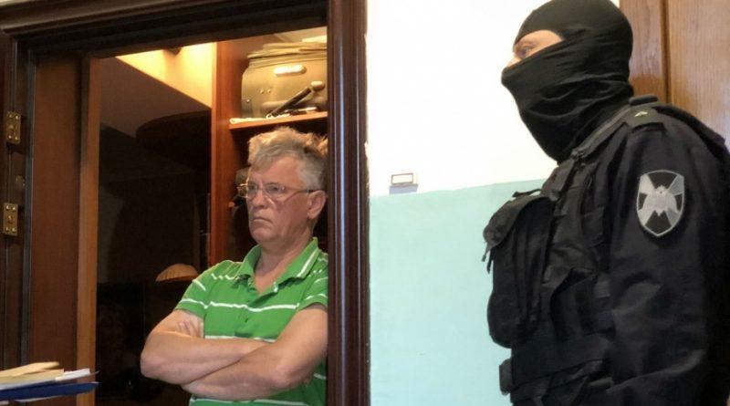 В Астрахани начались задержания чиновников