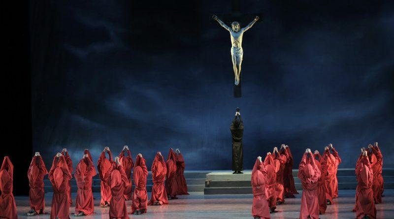 В Астрахани пройдут гастроли театра оперы и балета из Донецка