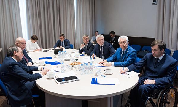 «ЕР» возьмется за проверку деятельности своего отделения в Астраханской области