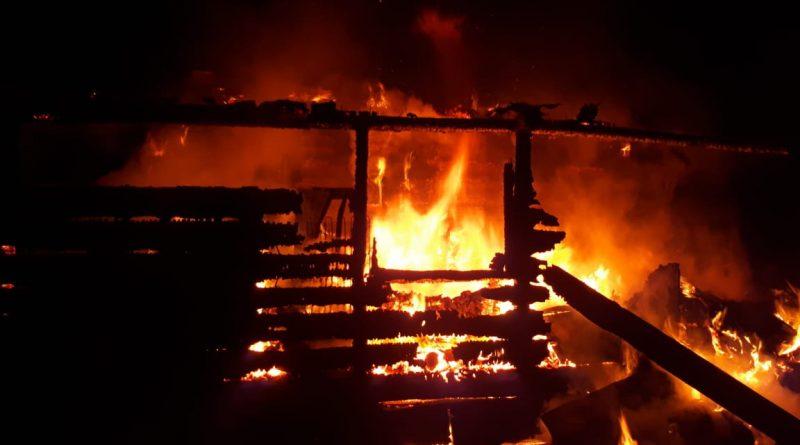 Пожары и гарь оказались бичом не только современной Астрахани