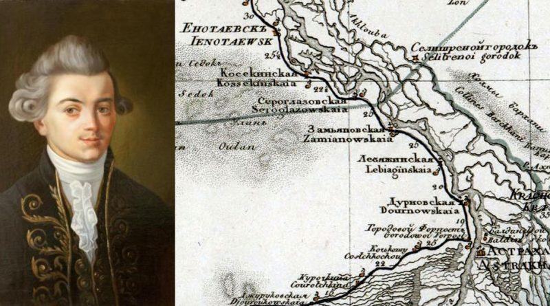 Детские годы Ивана Хемницера: к 275-летию со дня рождения знаменитого астраханца