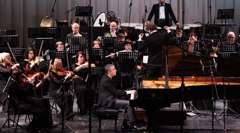 В Астрахани впервые прозвучали произведения Рубинштейна и Малера