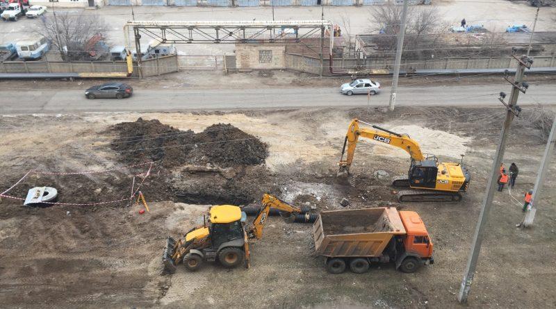 Городские власти приступили к ремонту улиц Бориса Алексеева и Куликова