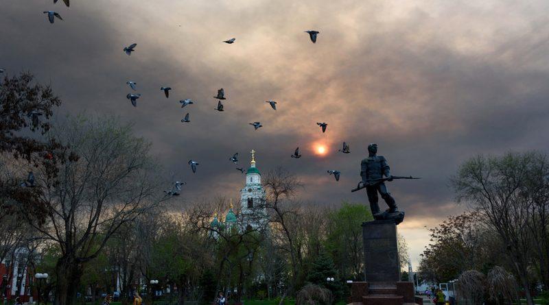 В Астрахани проблемы экологии поднимут на художественной выставке