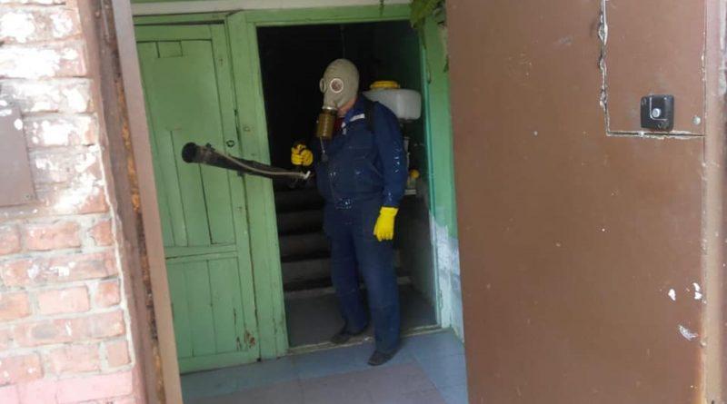 В подъездах домов в Астрахани засняли «охотников за привидениями»