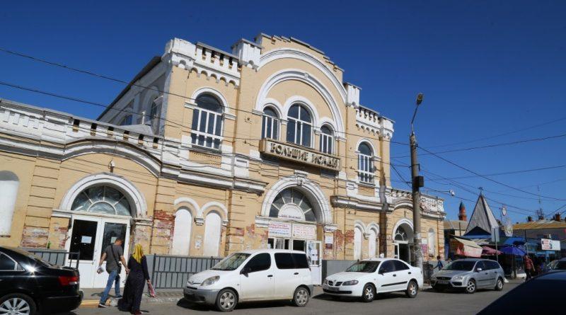 Проект реконструкции старейшего рынка Астрахани еще не готов