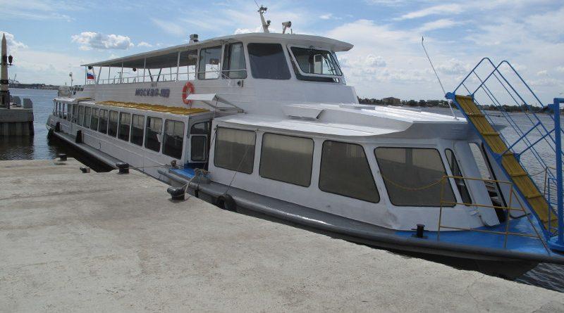 Речные трамвайчики для астраханских дачников запустят в мае
