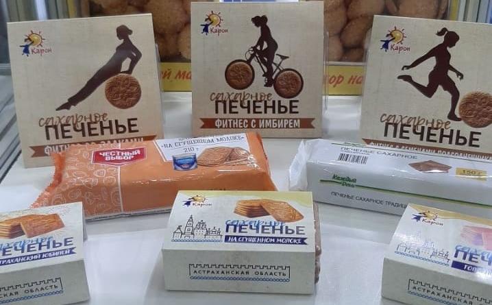 Астраханскую продукцию презентовали на выставке «WorldFood Moscow»