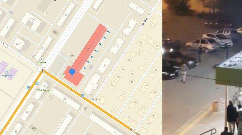 В Астрахани грабеж завершился разборкой с полицией и пулей в ноге