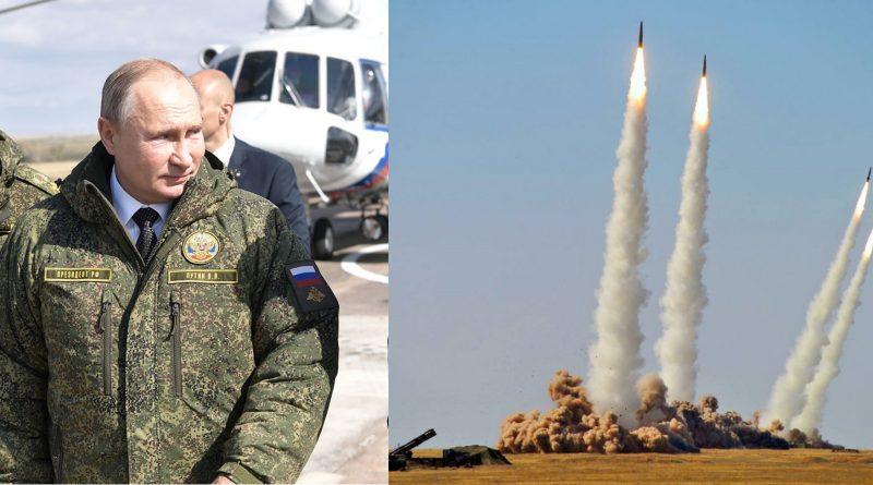 Владимир Путин намерен посетить Астраханскую область