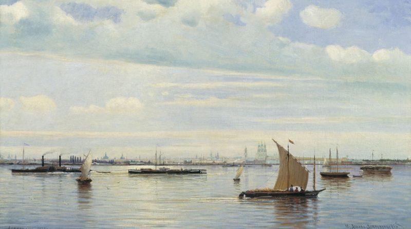 В 19 веке астраханцы могли кататься по Волге на «конке» вместо пароходов