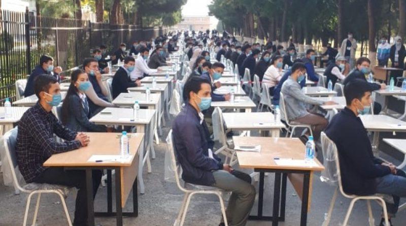 Первый зарубежный филиал астраханского вуза набрал 500 студентов