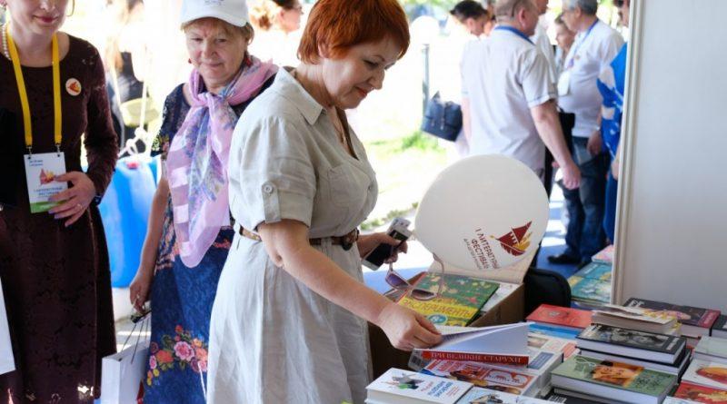 Астраханская область стала лауреатом конкурса «Самый читающий регион»