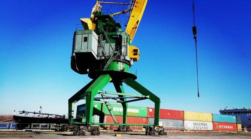 Из Астрахани в Иран через ОЭЗ отправляют 60 контейнеров с грузом