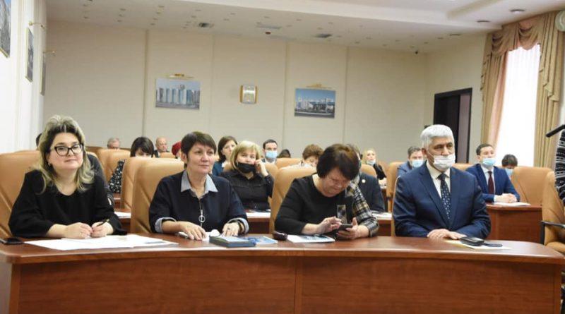 В Астрахани прошло первое заседание Общественной палаты города