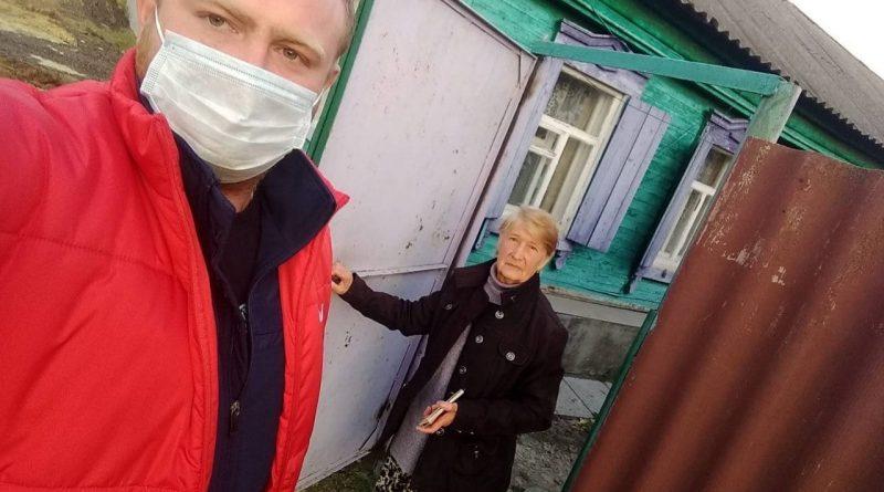 Более 500 ветеранов ж/д предприятий получили помощь от волонтёров Приволжской магистрали