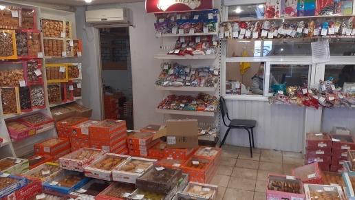 Астраханские таможенники изъяли из продажи более 192 кг украинских конфет