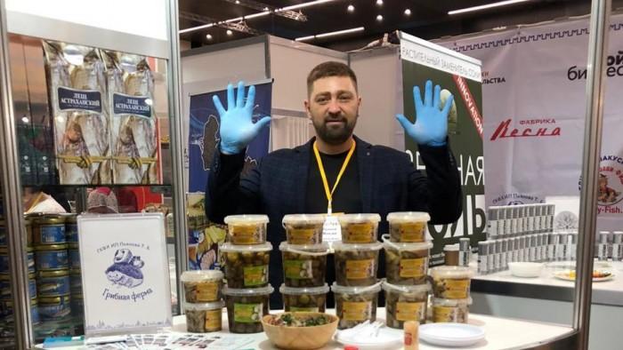 Астраханские фермеры расширяют производство грибов
