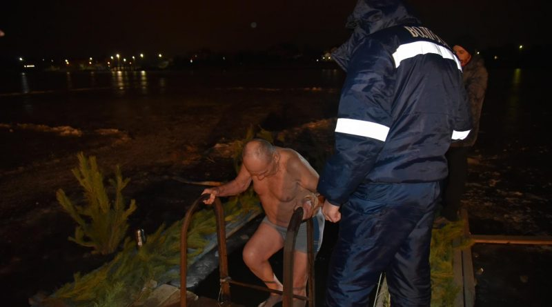 В Астрахани не установят крещенскую купель из-за опасности для жизни