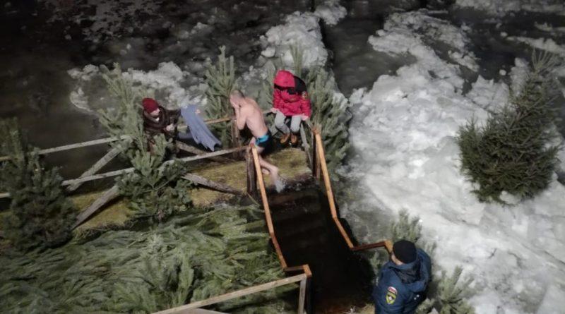 Астраханцам разрешили «моржеваться» в Крещение