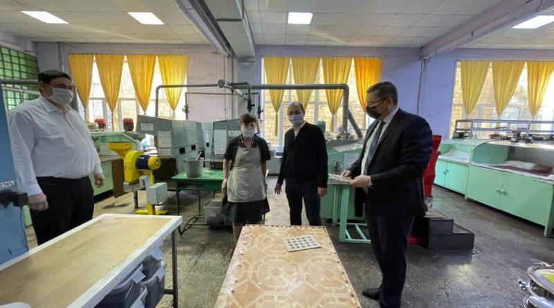 В Астрахани производят ферритовые изделия для Росатома и Роскосмоса