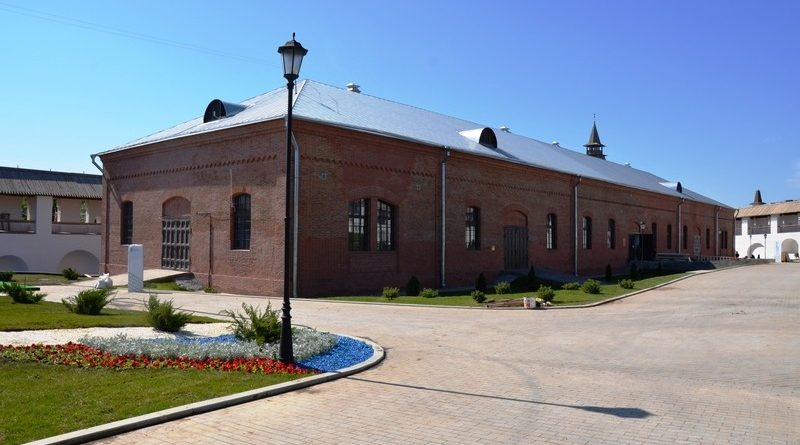 Астраханский Цейхгауз решили закрыть до апреля
