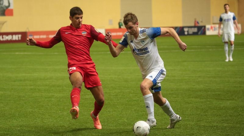 Вторую часть сезона астраханский «Волгарь» начал с победы