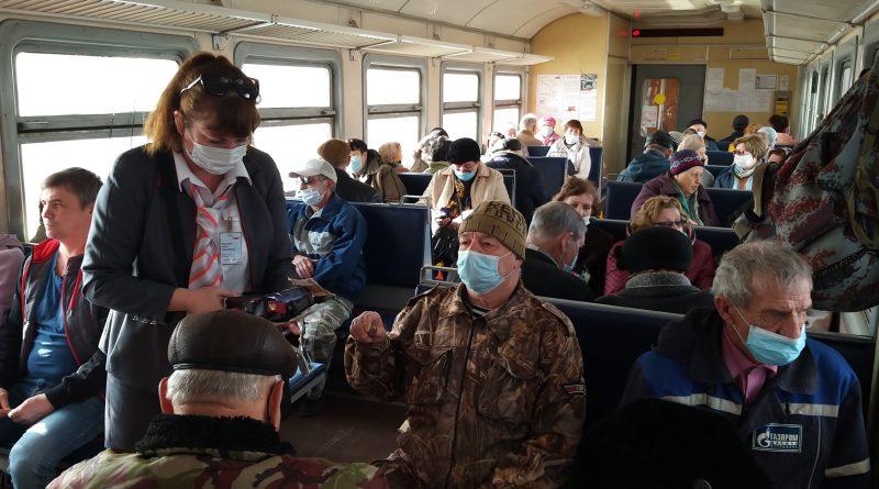 В Астрахани увеличат периодичность курсирования пригородных поездов
