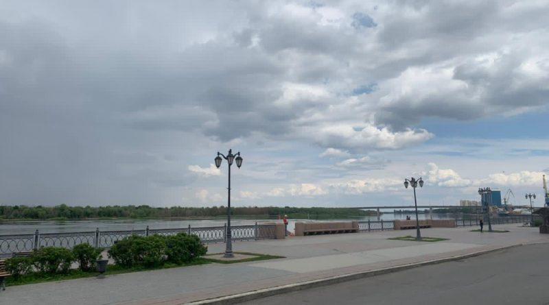 Власти Астрахани в ожидании ухудшения погоды