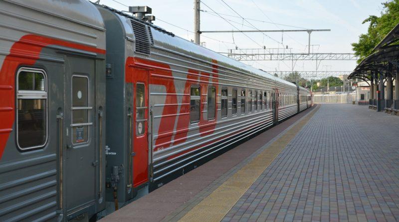 Дополнительные поезда из Астрахани в Москву и обратно назначены со 2 по 7 ноября