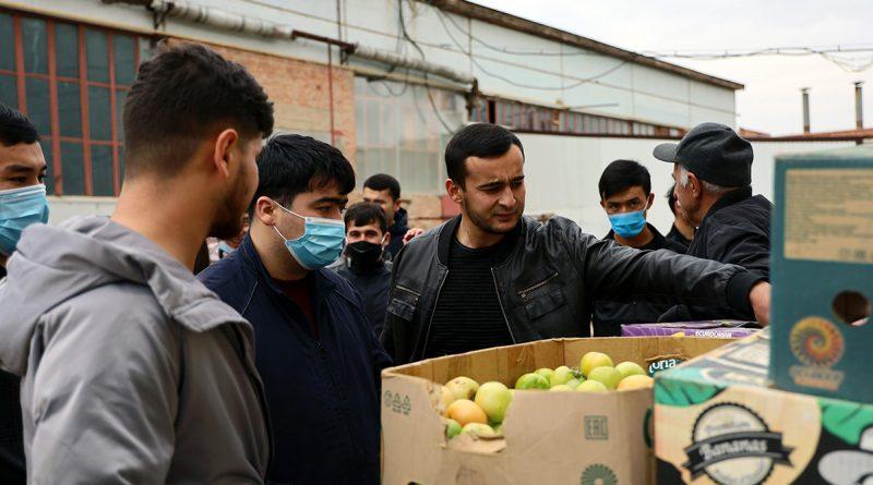 В Астрахань приехали на обучение студенты из Узбекистана — будущие рыбоводы